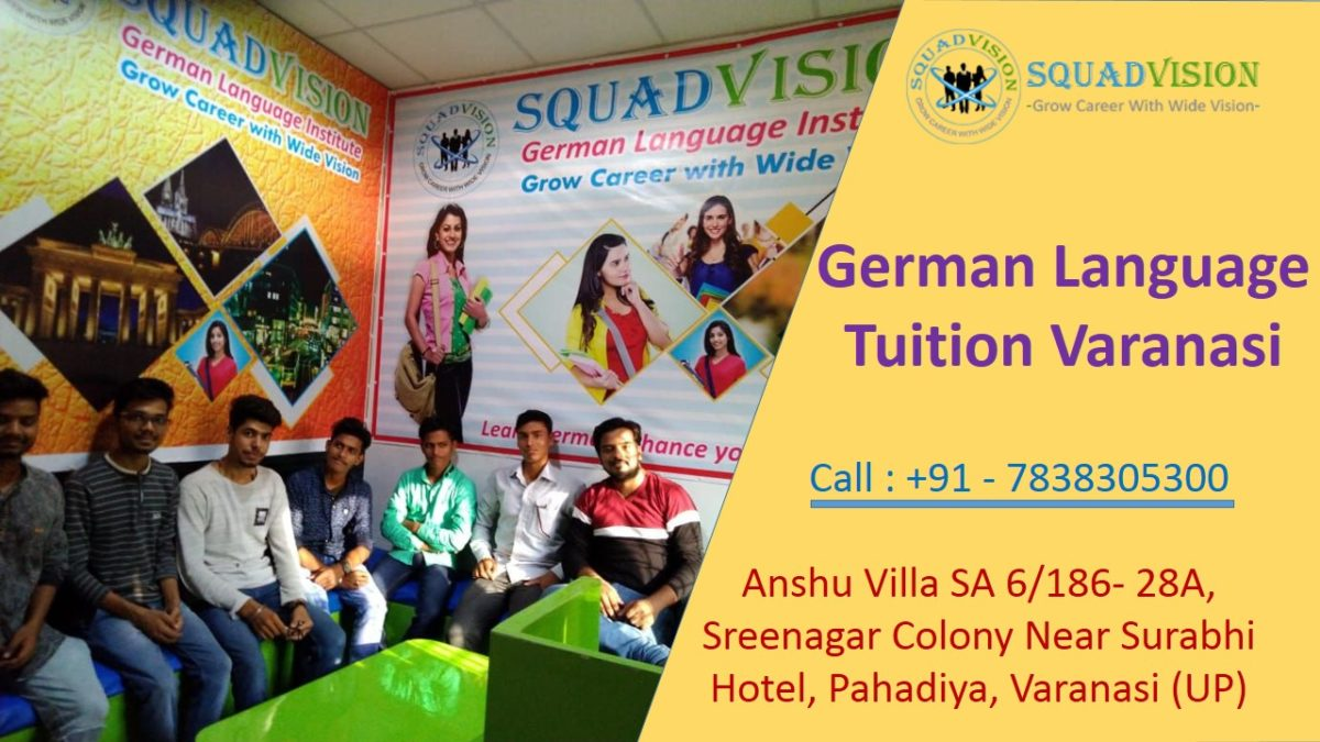 German Tuition in Varanasi